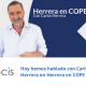 """Hoy hemos hablado con Carlos Herrera en """"Herrera en COPE"""""""