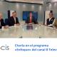 """Charla en el programa """"Enfoque"""" del canal 8 televisión"""