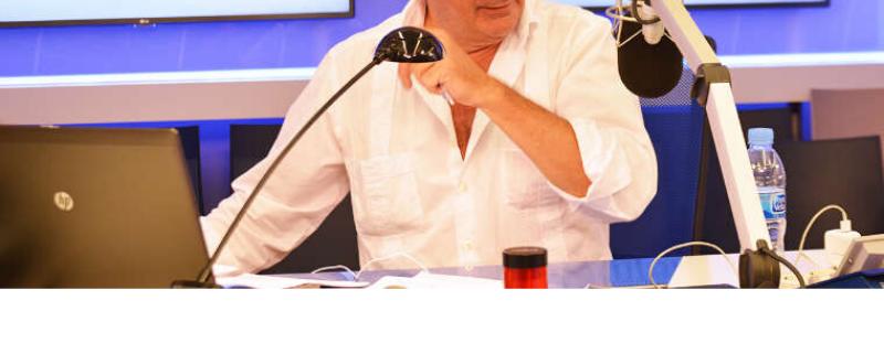Entrevista en el programa de Carlos Herrera en la COPE